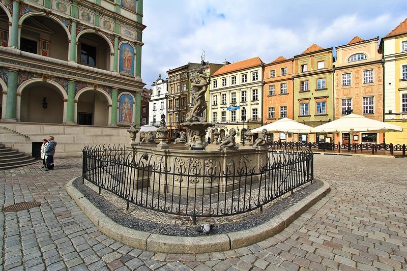 Stare Miasto, Centre historique, Poznań
