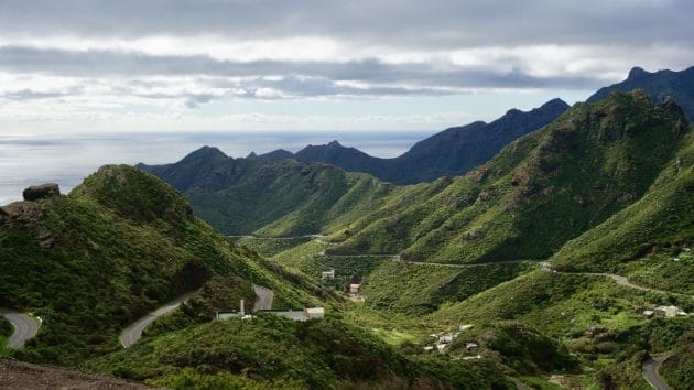 Transfert entre l'aéroport de Tenerife et le reste de l'île