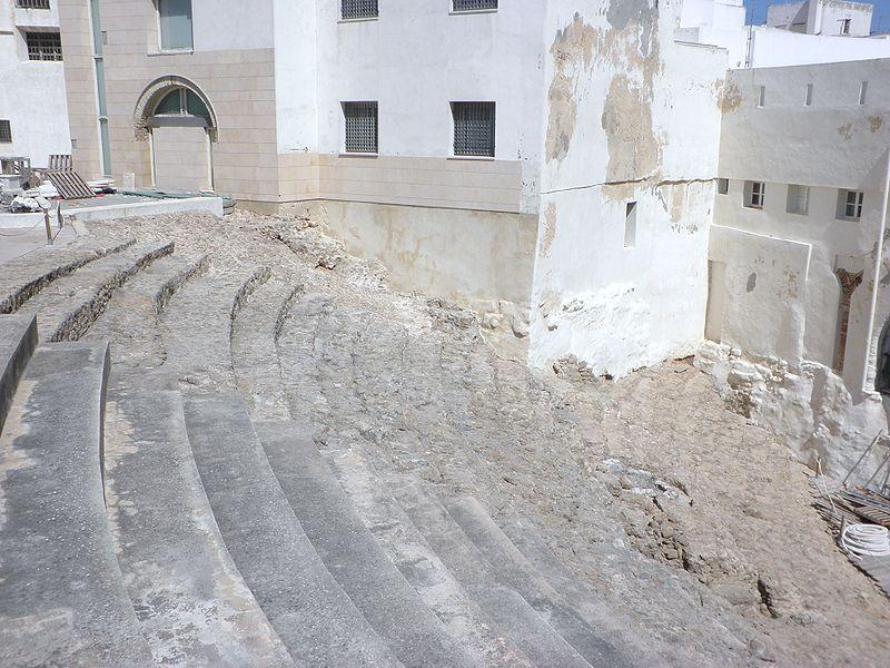 Théâtre Romain, Cadix