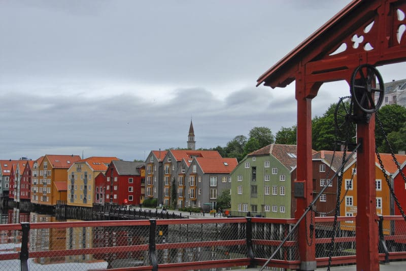 Centre-ville, Trondheim