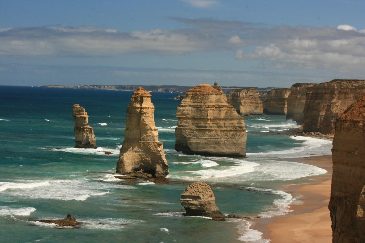 Road trip en Australie à partir de 728€ par personne (vols A/R + location de voiture)