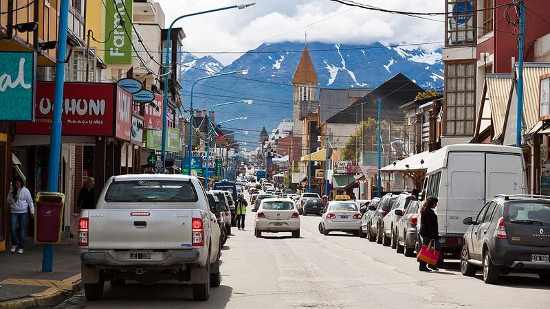 Centre-ville, Ushuaia