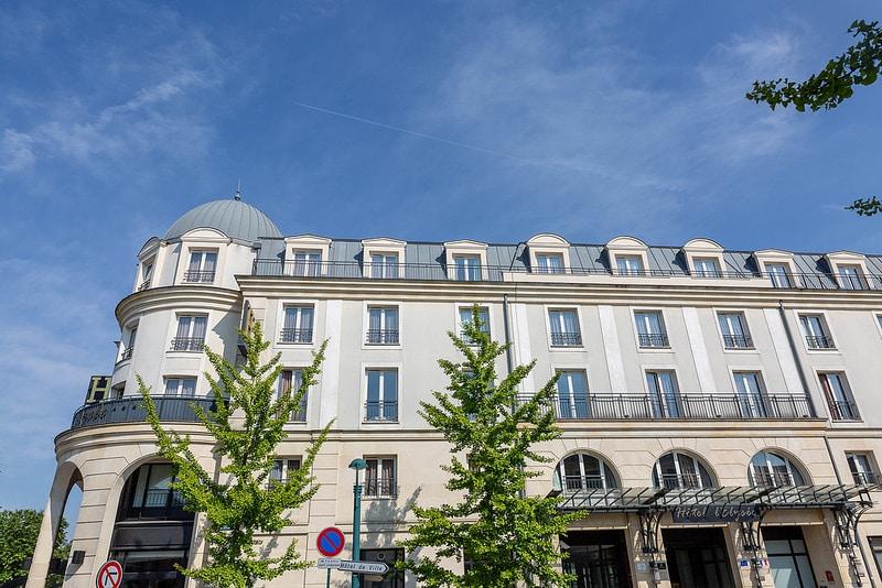 Val d'Europe, loger près de Disneyland Paris