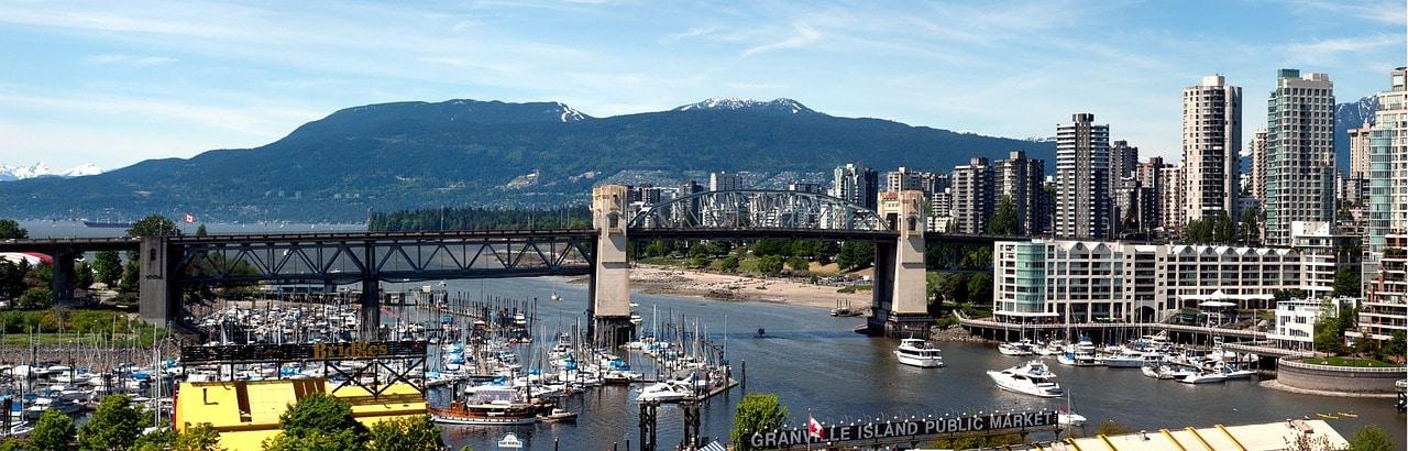 Séjour à Vancouver tout compris : 1 semaine à partir de 546€ par personne !