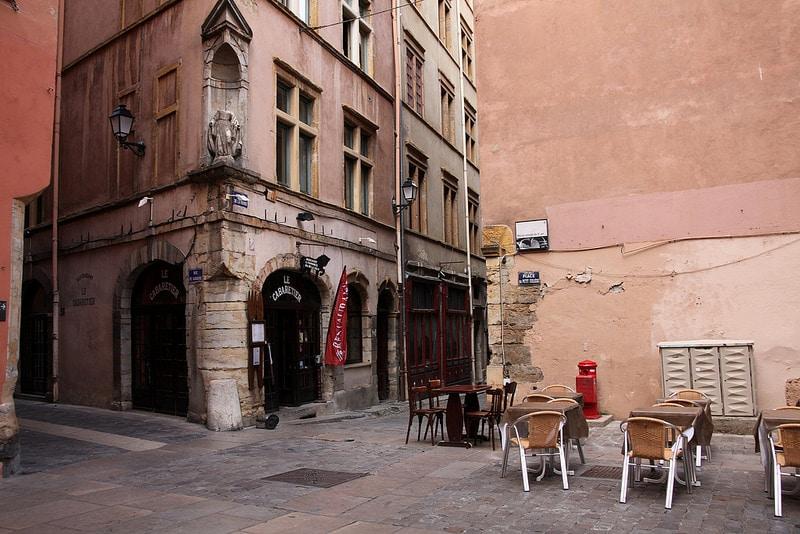 Vieille ville, Vieux Lyon