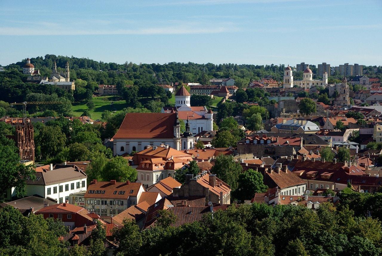 Séjour à Vilnius : 3 jours à partir de 80€ par personne (vols A/R + hébergement inclus)