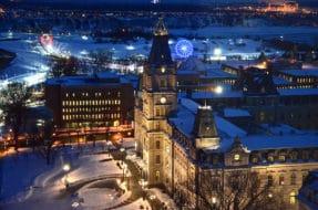 Les 8 choses incontournables à faire à Québec City