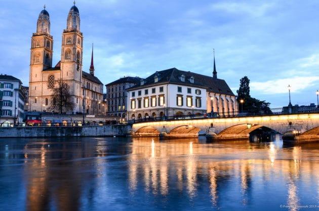 Les 7 choses incontournables à faire à Zurich