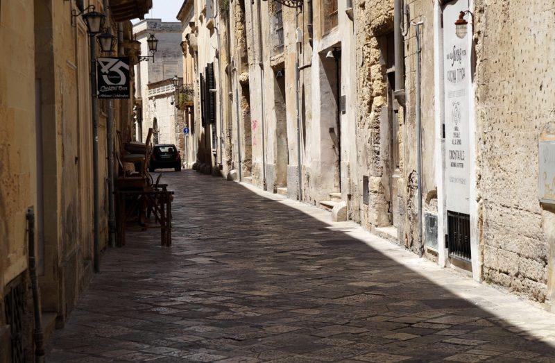 Visiter Les Pouilles, Lecce