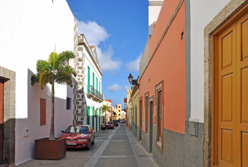 Cité d'Agüimes, Grande Canarie