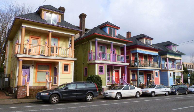 Alphabet District, Northwest District, Portland