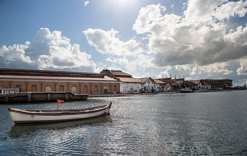 Port d'Alsancak, Izmir