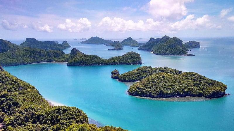 Réserve naturelle d'Ang Thong, Ko Pha Ngan