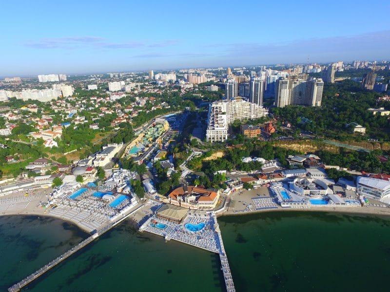 Arcadia City, Odessa