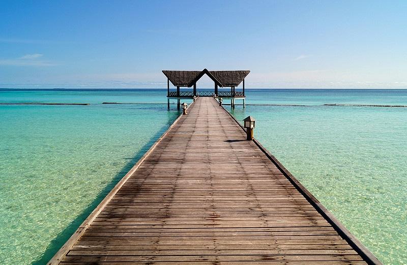 Atoll Lhaviyani, Maldives
