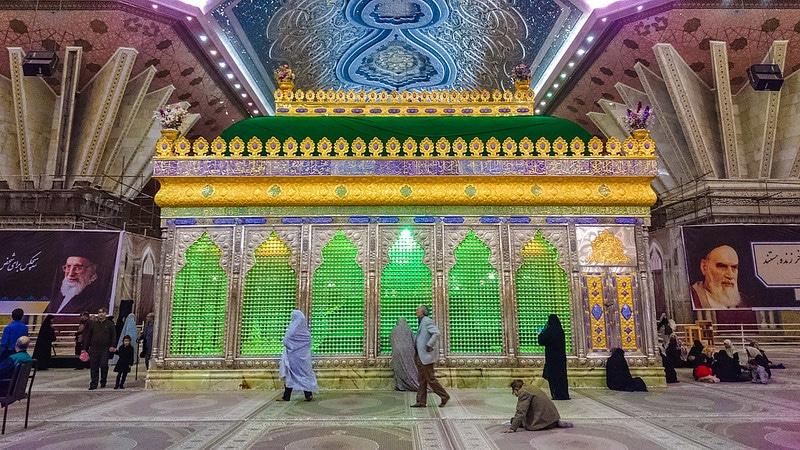 Mausolée Ayatollah Khomeini, Téhéran