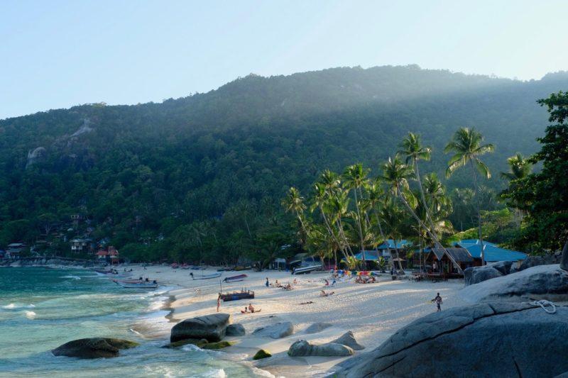 Had Yuan beach, Ko Pha-ngan