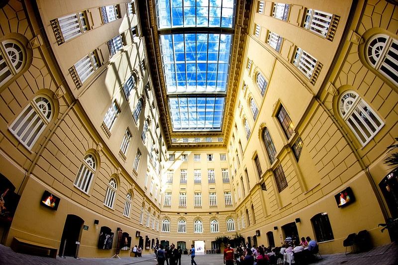 Centro Cultural Banco do Brasil, Centro, Belo Horizonte