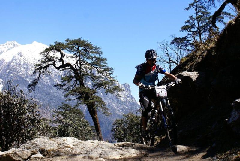 Randonnée à vélo, VTT, Katmandou