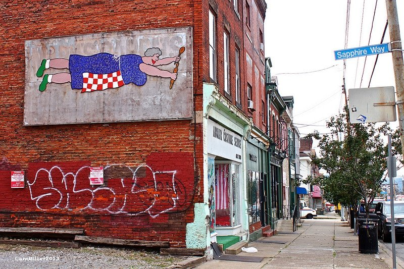 Bloomfield, Little Italy, Pittsburgh