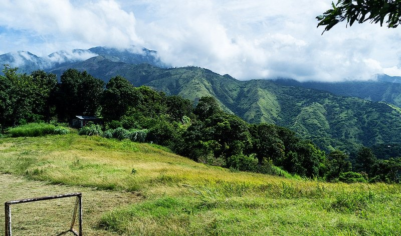 Blue Mountain National Park, Jamaïque