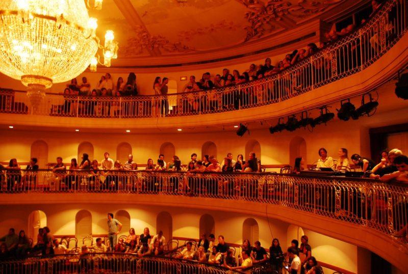 Théâtre, Bom Fim, Porto Alegre