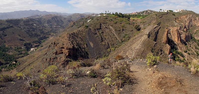 Randonnée, Caldera de Bandama, Grande Canarie