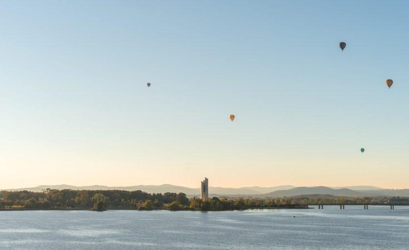 Centre-ville, Canberra