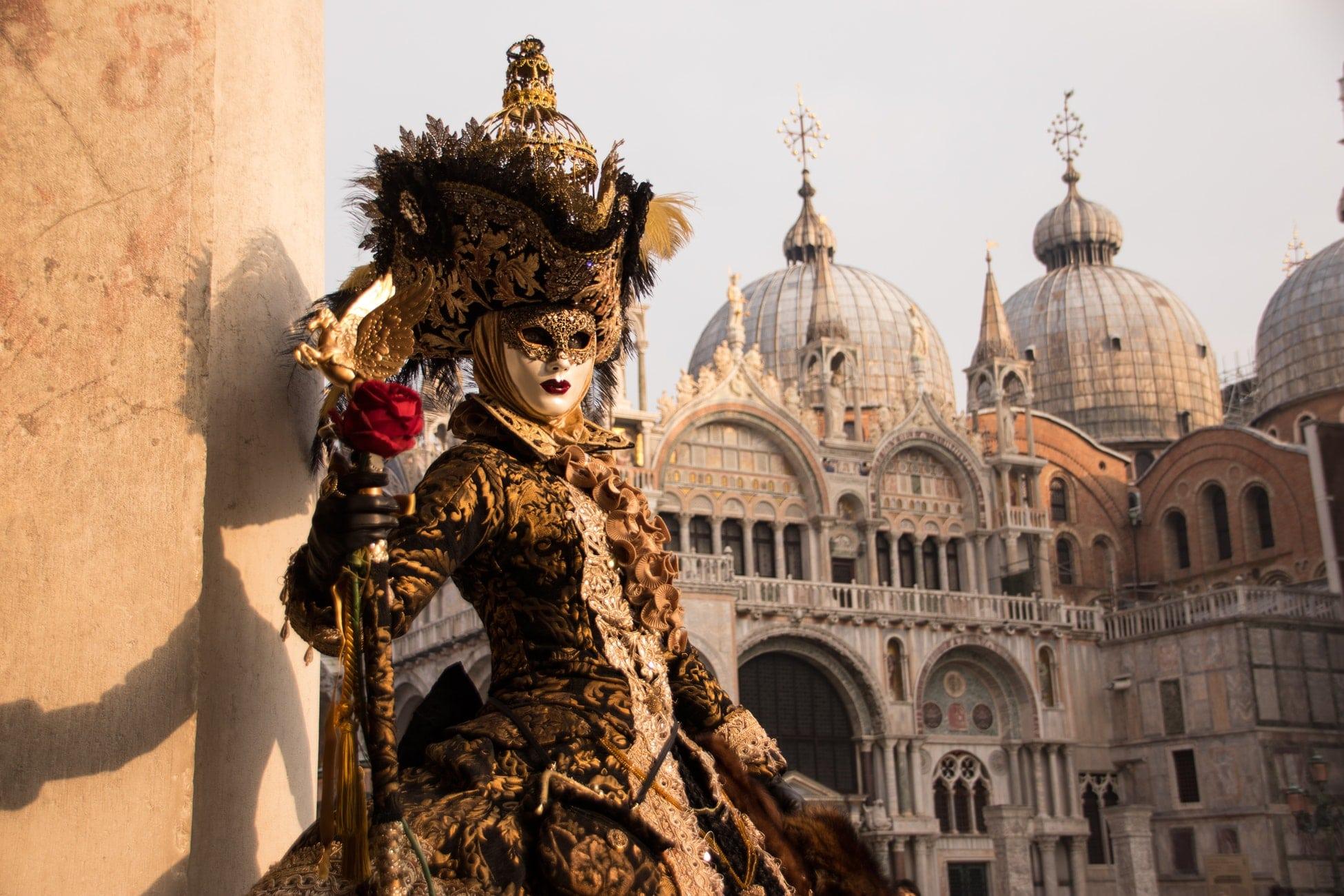 Carnaval de Venise 2019, vols + hôtel (4 nuits) à 235€/personne