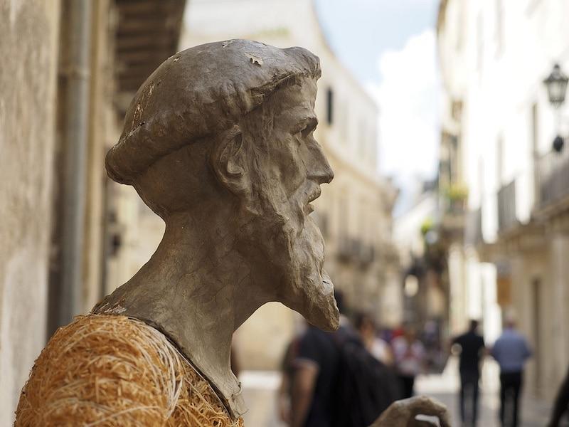 Musée du papier mâché, Lecce
