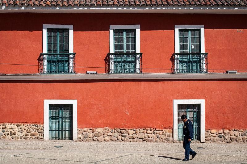 Centre historique, La Paz, Bolivie