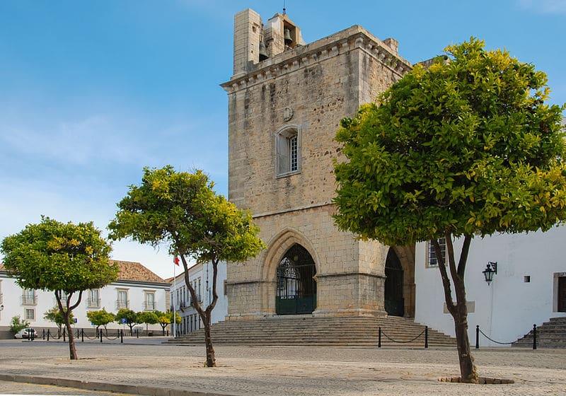 Cathédrale de Faro