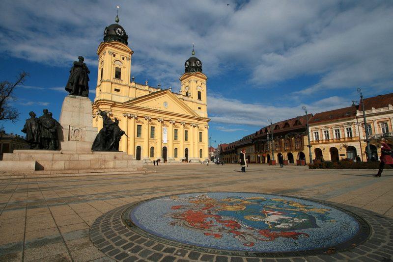 Centre historique, Debrecen