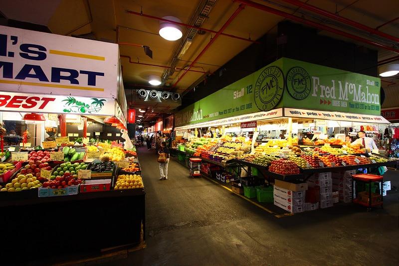 Central Market, Adelaïde