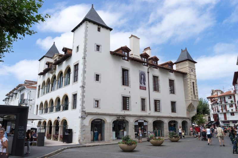 Maison de Louis XIV, Centre-ville, Saint-Jean-de-Luz