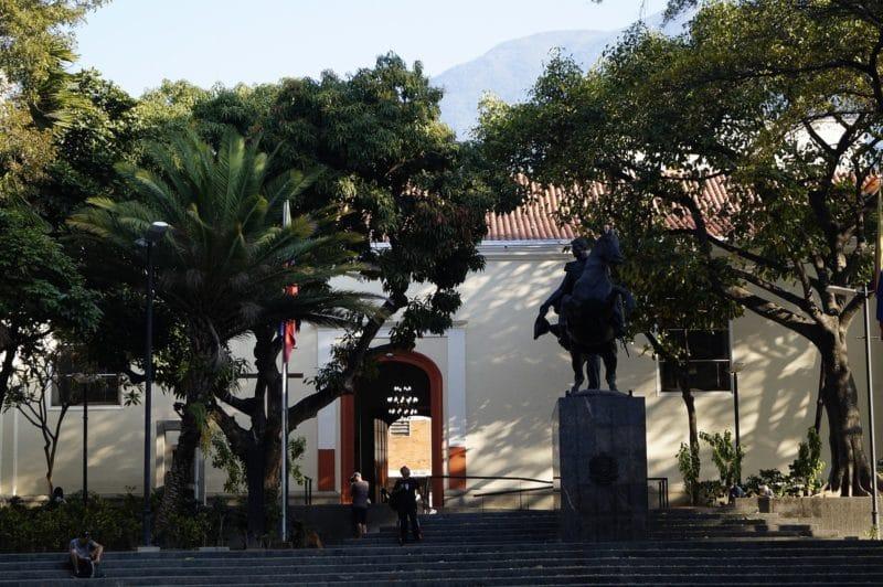 Plaza Bolívar de Chacao, Caracas