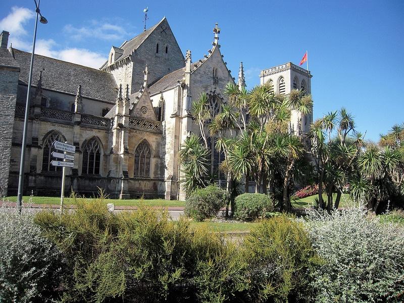Basilique de la Trinité, Centre-ville, Cherbourg
