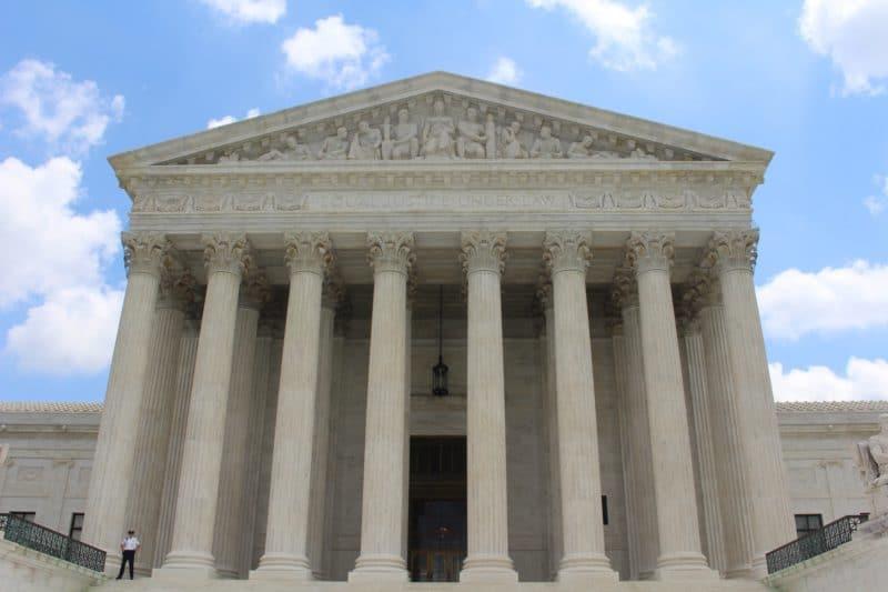 Cour Suprême, Washington