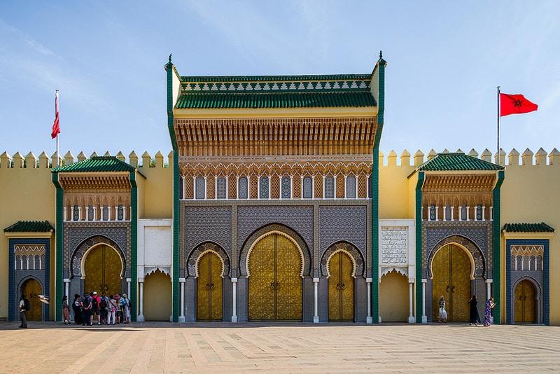 Palais royal Dar el Makhzen, Fès