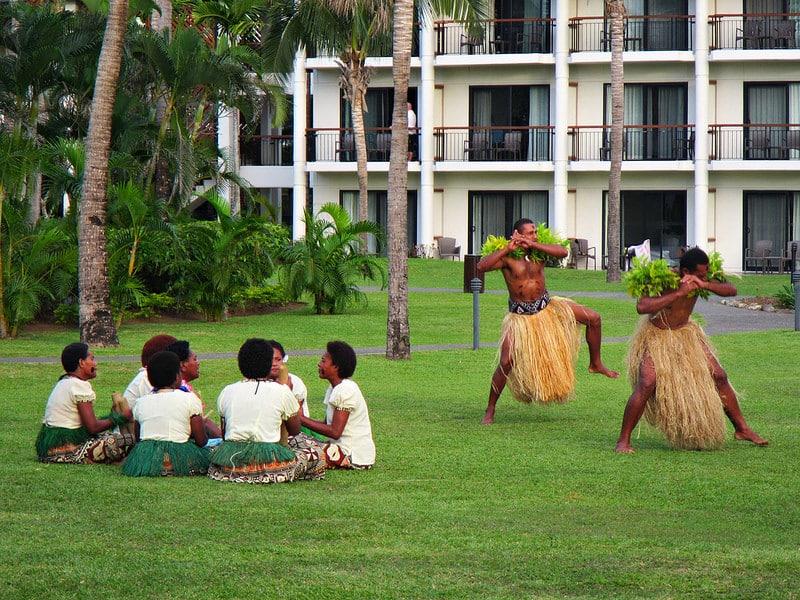 Île Denarau, Fidji