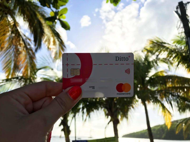Ditto Bank, banque, compte multi-devises