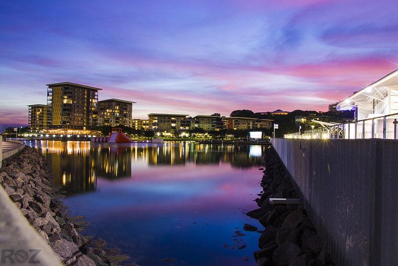 Centre-ville, Darwin