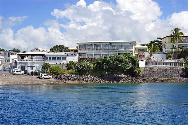 Ville de Dzaoudzi, Mayotte