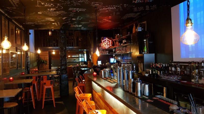 Fifi's Wine bar, Lille