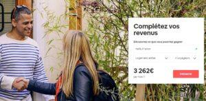 Fiscalité Airbnb sur de la location