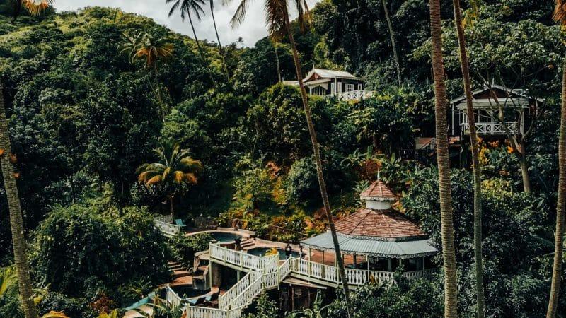 Fond doux plantation & resort, Soufrière, Sainte-Lucie