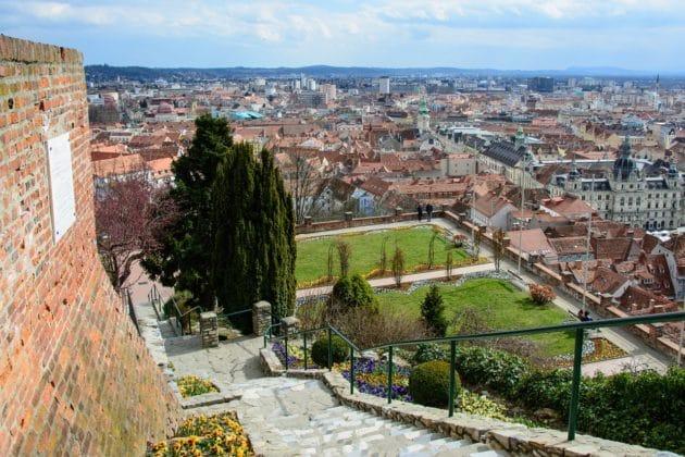 Dans quel quartier loger à Graz ?