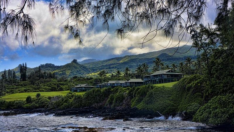 Logement sur l'île de Maui, Hawai