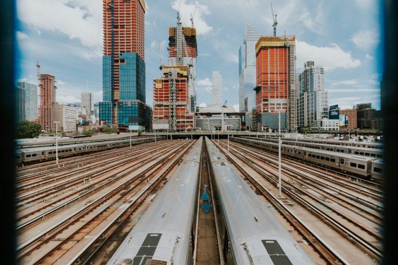 Les origines de la High Line, New York