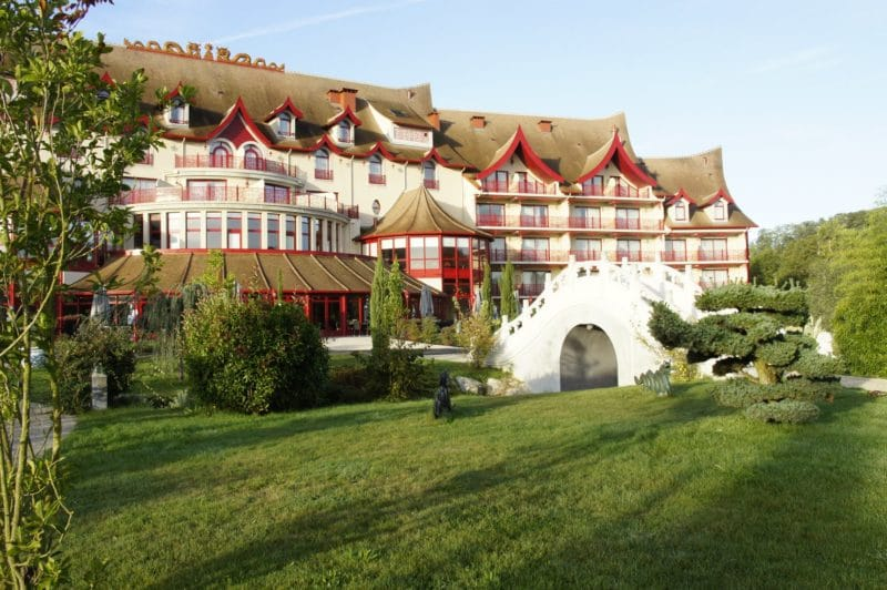 Les Pagodes de Beauval, Les Hôtels de Beauval